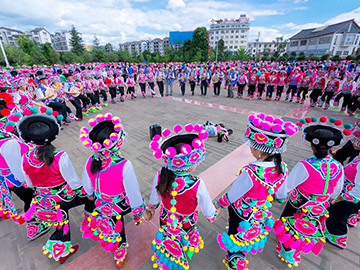 彝族文化开发利用与保护研究