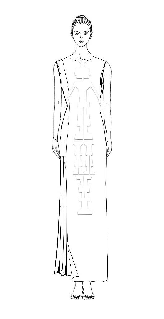 图8人形舞蹈纹造型设计效果图3