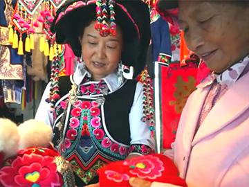 社会人文纪录片:《彝绣.传承》