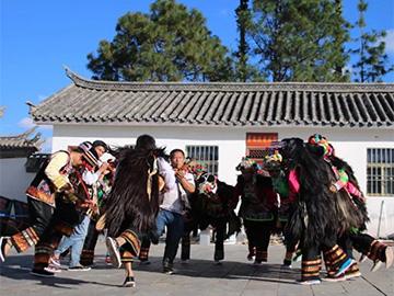 神奇的彝族小镇景东安定:拥有四项彝族非遗名录项目