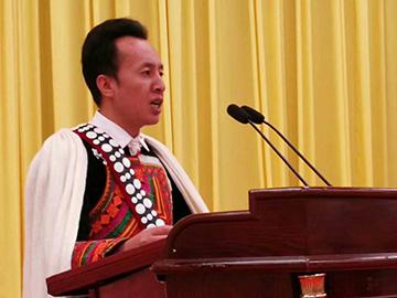 中国工会十七大代表娄格罗叶——三尺讲台上谱写知识改变命运新篇章