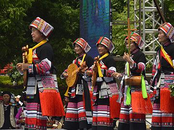 美丽的声音看得见:2019中国石林阿诗玛文化旅游节美图集萃(民间乐器比赛)