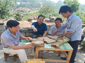 盘州市:彝族传统文化抢救保护有着落了
