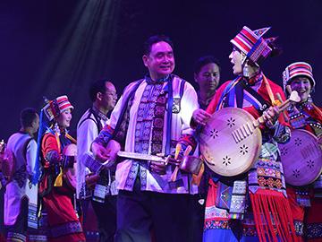 美丽的爱情看得见:2019中国石林阿诗玛文化旅游节美图集萃(撒尼剧)