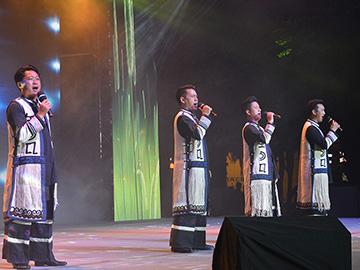 美丽的歌声看得见:2019中国石林阿诗玛文化旅游节美图集萃(音乐会)