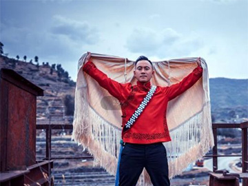 《妈妈 故乡》会东青年歌手安东新歌在腾讯音乐首发