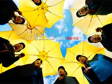 罗尼的诗:《黄油伞》外四首