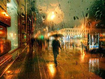 勒巫吉布诗歌:雨的伤痛(外两首)