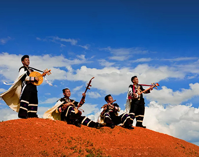 <strong>沙布玛:彝族最忙碌的音乐组合</strong>