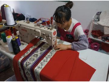 石林彝族撒尼刺绣文化探究