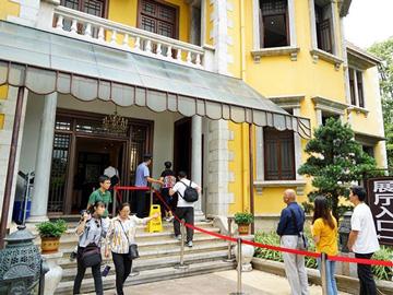 卢汉公馆首次对外开放  再现云南起义往事