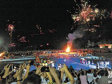 云、贵、川优秀彝族歌手 共同唱响最美彝区火把节之歌