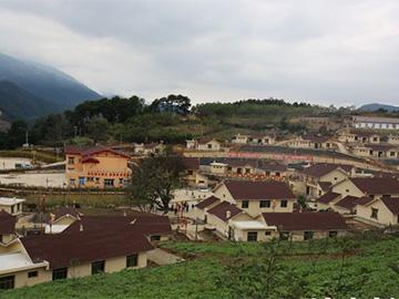 彝海村结盟新寨旅游带动种养殖业发展