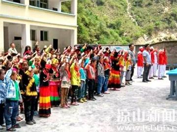 致敬基层乡村教师  扛起民族教育的基石