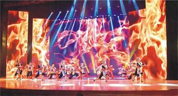中国·弥勒第十届阿细跳月民族节即将举行