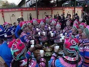 楚雄武定县出实招抢救保护彝族酒歌