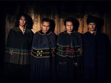 彝族音乐组合:小毕摩乐队