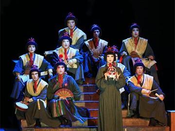 2019首届中国西昌•大凉山国际戏剧节开幕