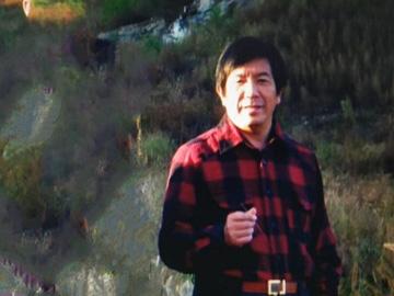 彝族书法家李生福书法作品在大关县展出