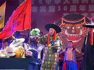 彝族传统礼仪习俗
