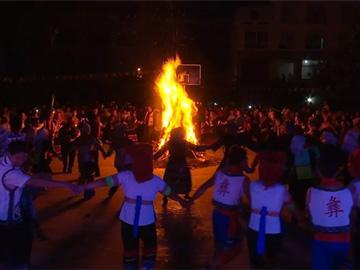 云南文山 | 彝族同胞欢庆彝历年