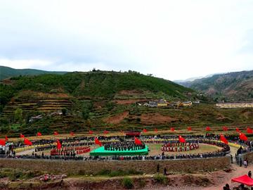 喜德 | 2019年迎彝族年群众文化活动