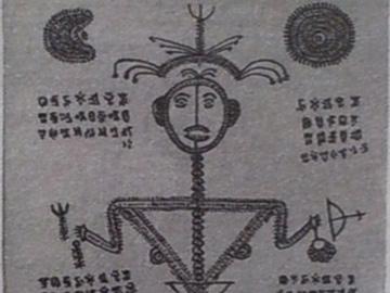 浅议彝族支格阿龙神像与良渚神像和兵辟太岁戈神像的关联