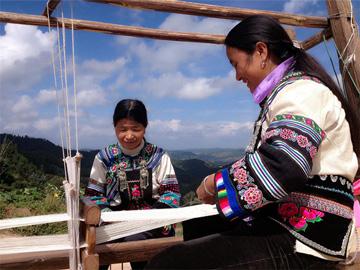 楚雄州丨南华县五街镇罗鲁村:开放在大山深处的彝族文化之花