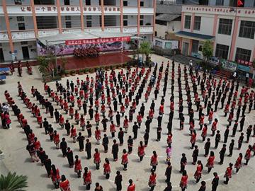云南大理:民族团结进步教育在山区民族小学硕果飘香