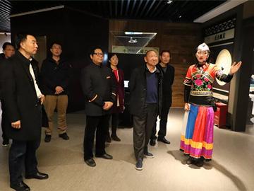 全国政协民宗委副主任罗正富赴楚雄调研彝族文化发展情况