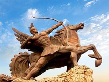 支嘎阿鲁是彝族先民塑造的救世主