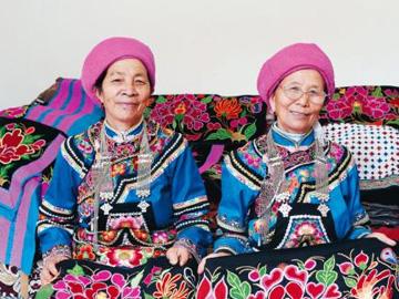 彝族刺绣:指尖上的非遗,穿梭古今的文化