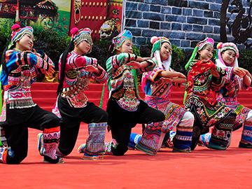 李绍德:罗婺彝族过春节习俗