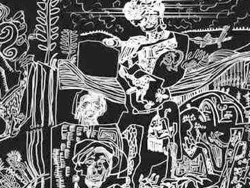 阿索拉毅 创世源流:世界从世界中沸腾