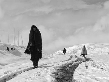 彝族摄影师苏呷此色|记录彝族生活的美