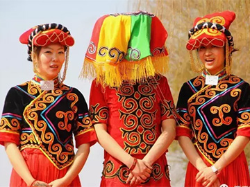 云南罗平彝族的婚俗文化探析