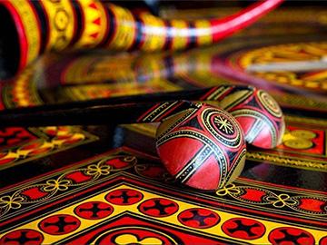 桦槁和漆树的缠绵——凉山彝族的漆器工艺