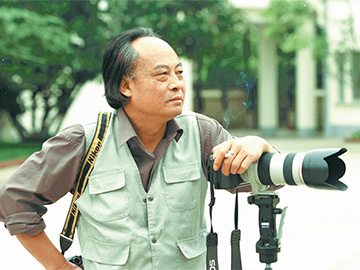 凉山摄影家钟大坤:用时光雕刻用心灵守望
