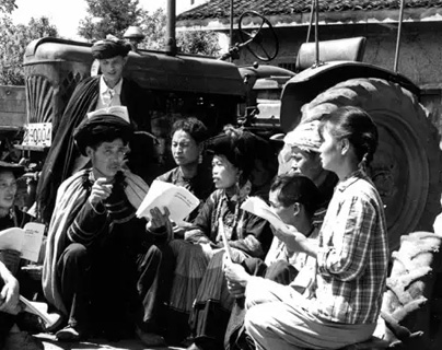 <strong>64年前的凉山州,一组珍贵的老照片</strong>
