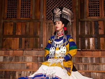 曲木阿依被聘为中国少数民族文物保护协会彝族文化公益传播大使