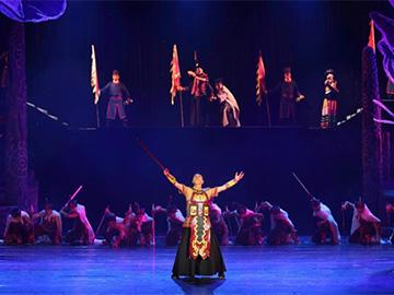 彝族文化音乐剧《美神甘嫫阿妞》全国巡演正式开启