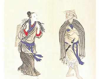 清代云南武定彝族纳苏、纳罗和乃苏支系服饰图像浅析