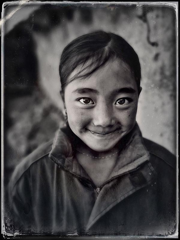 2017年拍摄于四川凉山彝族自治州布拖县