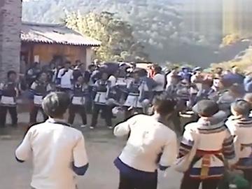 90年代纪录片《南方丝绸之路》:楚雄州姚安县