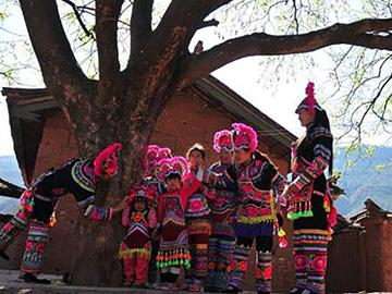 楚雄彝族的民俗文化