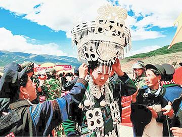 日都迪萨:彝族火把节的发祥地