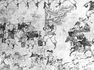 彝族先民东爨乌蛮的历史及佛教文化的影响