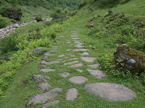 加拉巫沙 | 寂寞的路向两头
