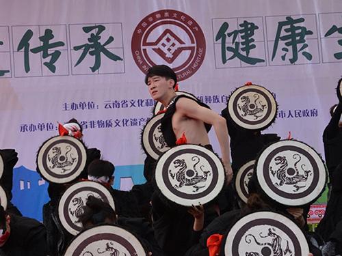 2020年楚雄市彝族毕摩文化传习骨干培训班开班