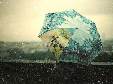 勒巫吉布:狂暴雨中的期待(外二首)